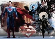 Arte Superman