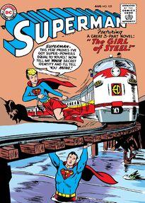 Superman Vol 1 123