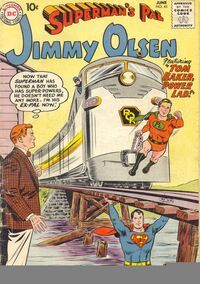 Supermans Pal Jimmy Olsen 045