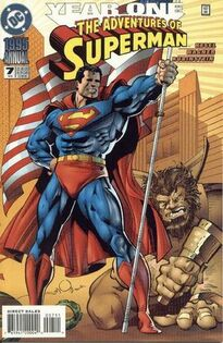 The Adventures of Superman Annual 7