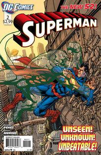 Superman Vol 3 2