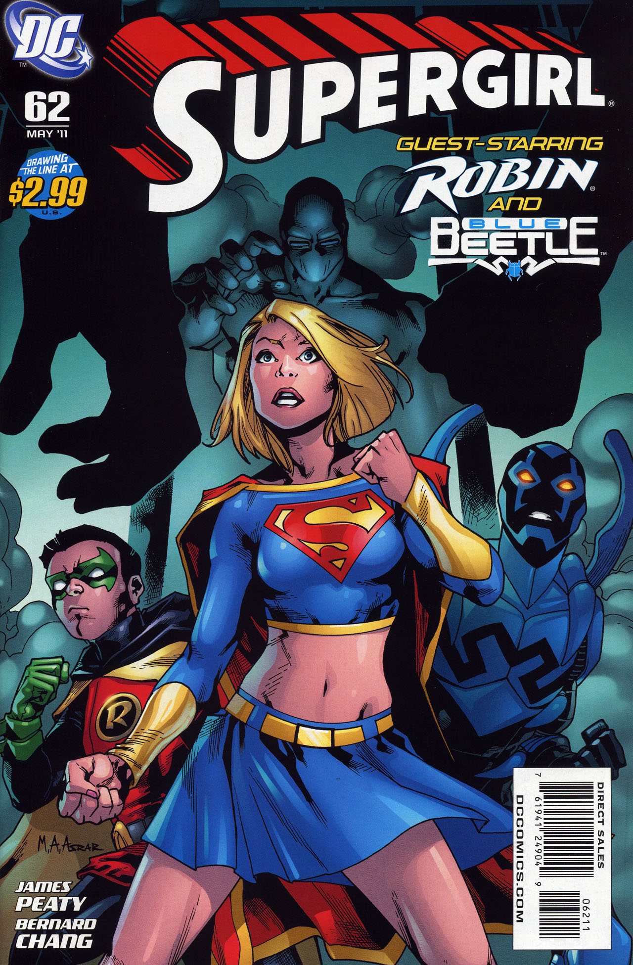 Supergirl: Good-Looking Corpse