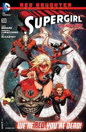Supergirl: Red Daughter of Krypton