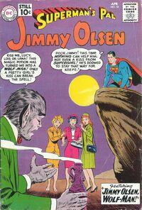 Supermans Pal Jimmy Olsen 052