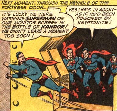 Superman Emergency Squad