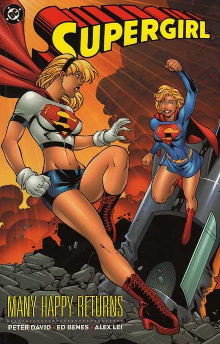 Supergirl: Many Happy Returns