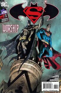 Superman Batman 72