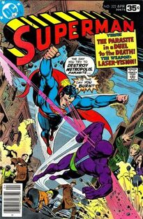 Superman Vol 1 322
