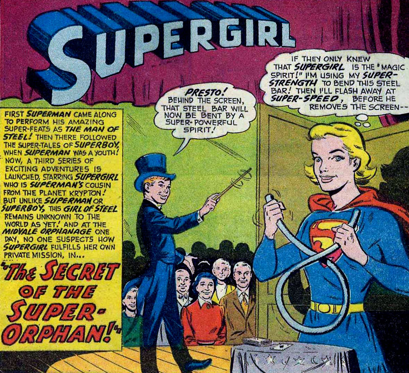 The Secret of the Super-Orphan!