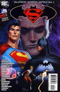 Superman Batman 75