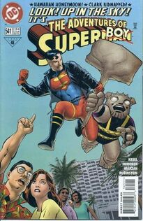 The Adventures of Superman 541