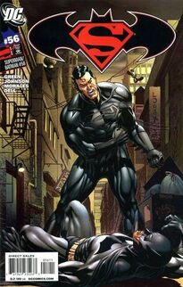 Superman Batman 56