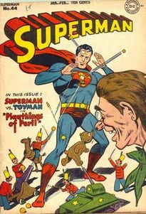 Superman Vol 1 44