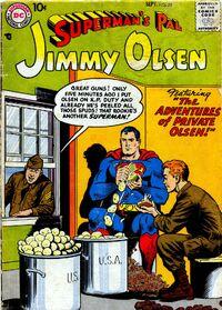 Supermans Pal Jimmy Olsen 023