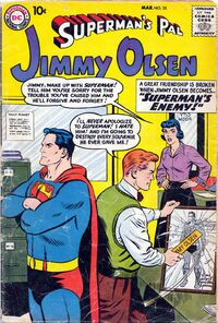 Supermans Pal Jimmy Olsen 035