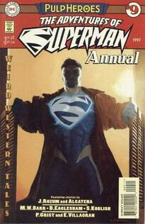 The Adventures of Superman Annual 9