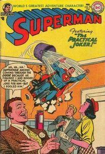 Superman Vol 1 95