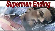 Injustice Gods Among Us - 'Superman Ending' 【HD】