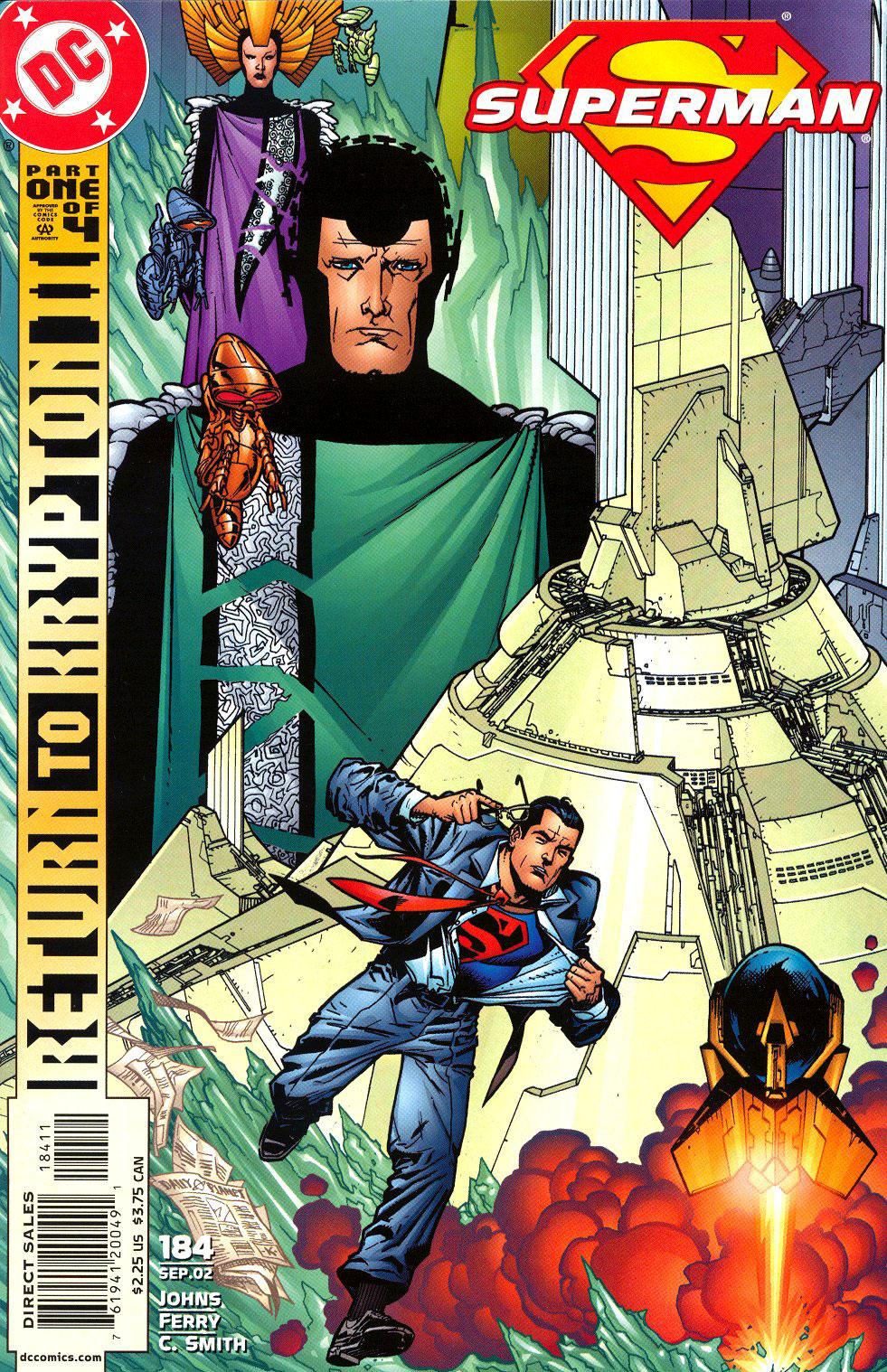 Return to Krypton II