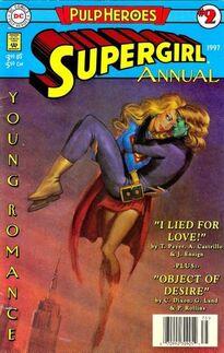 Supergirl 1996 Annual 2