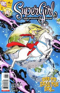 Supergirl Cosmic Adventures 06