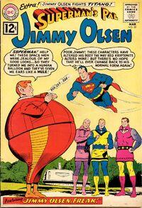 Supermans Pal Jimmy Olsen 059