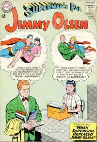 Supermans Pal Jimmy Olsen 075