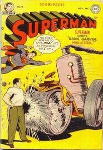 Superman Vol 1 73