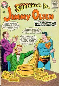 Supermans Pal Jimmy Olsen 073