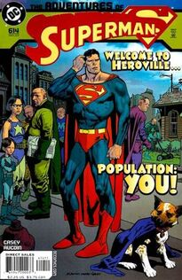 The Adventures of Superman 614