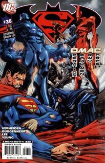 Superman Batman 36