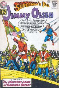 Supermans Pal Jimmy Olsen 060