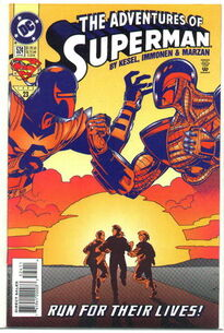 The Adventures of Superman 524