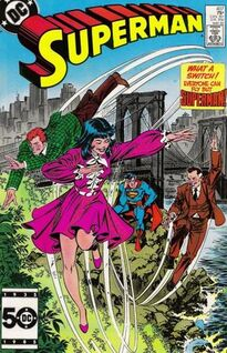 Superman Vol 1 407