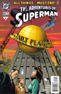 The Adventures of Superman 562