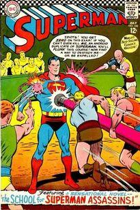 Superman Vol 1 188