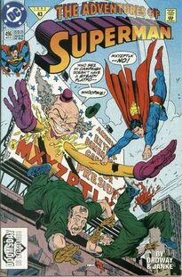 The Adventures of Superman 496