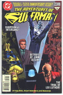 The Adventures of Superman 550