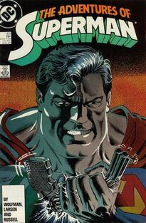 The Adventures of Superman 431