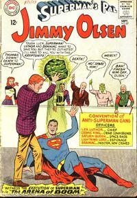Supermans Pal Jimmy Olsen 087