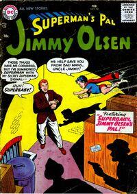 Supermans Pal Jimmy Olsen 018