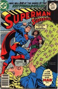 Superman Vol 1 312