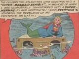 Super-Mermaid Exhibit