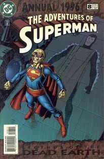 The Adventures of Superman Annual 8
