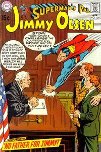 Supermans Pal Jimmy Olsen 128