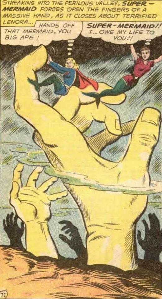 Valley of Hands