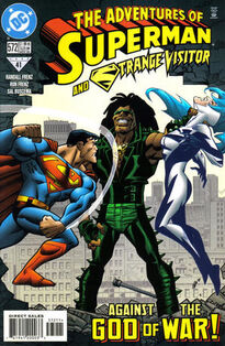 The Adventures of Superman 572