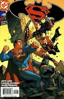 Superman Batman 15