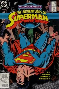 The Adventures of Superman 436