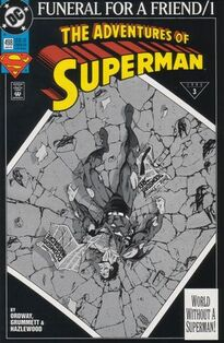 The Adventures of Superman 498